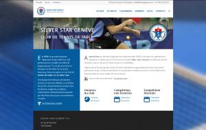 Site web Silver Star